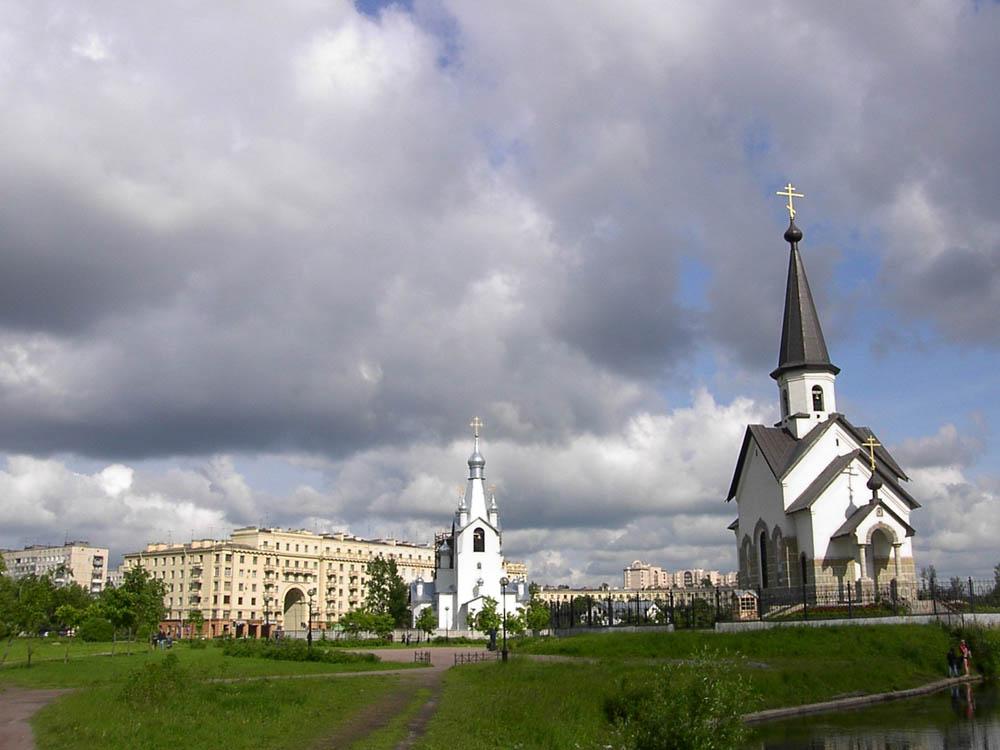 Георгия победоносца церковь московское шоссе