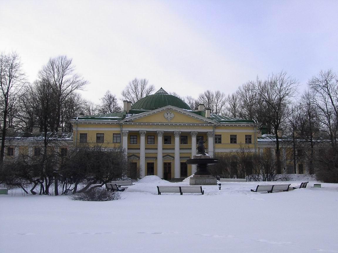Улица академика лебедева военно