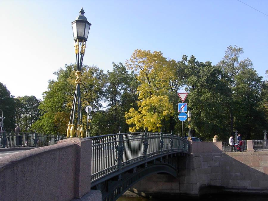 Петербург и окрестности - Мосты Санкт-Петербурга. Мойка.