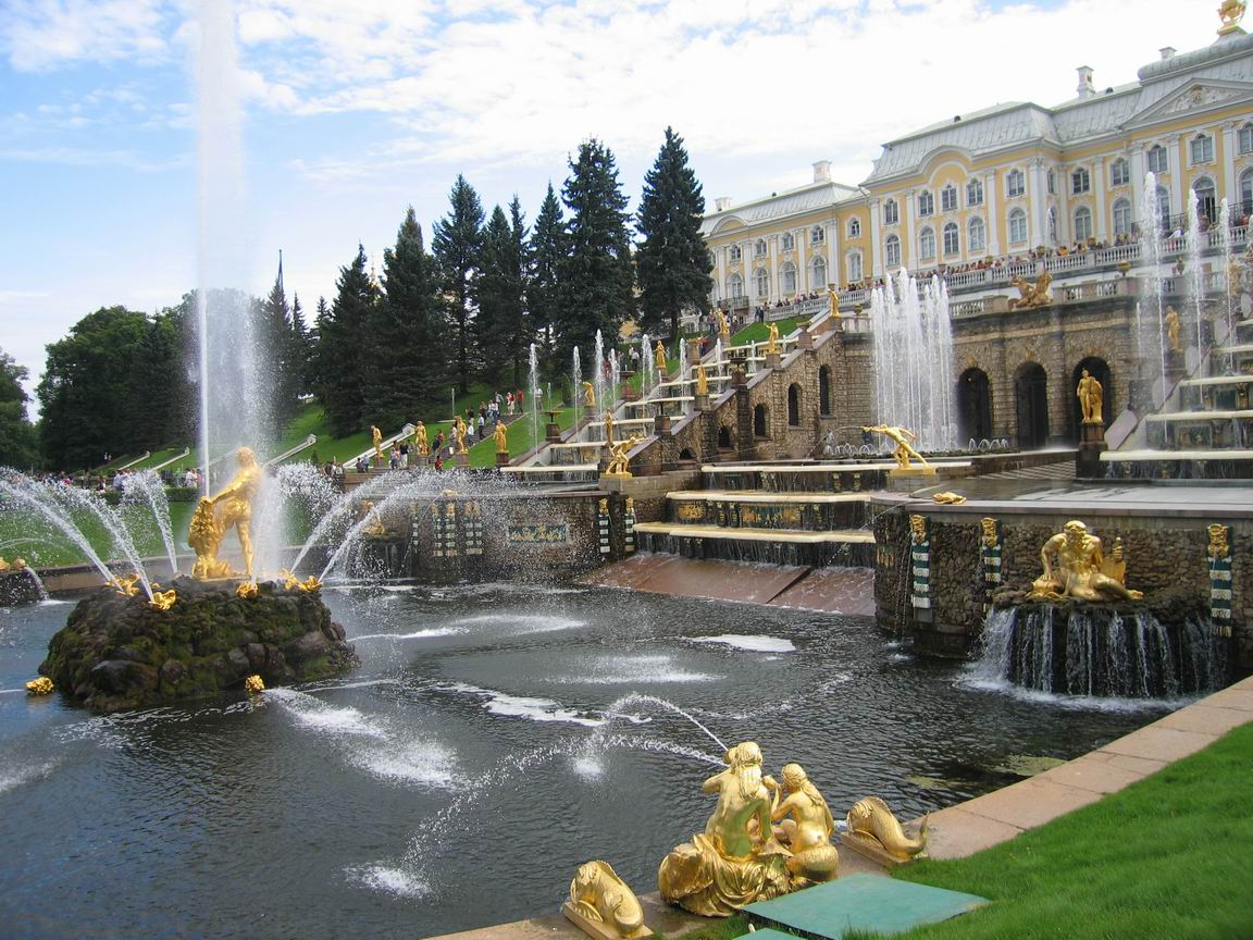 Peterhof (palace and park ensemble)