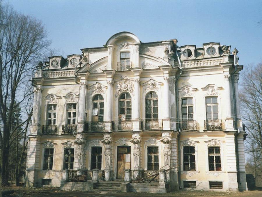 дворцы петергофа фото и названия